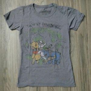 Cute pooh bear disney friendship shirt